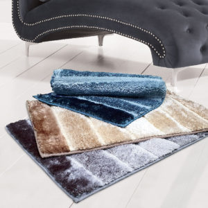 CHARLES MILLEN Suite Collection 100% Microfibre Anti-slip Mat – COSMOS