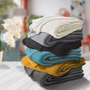 SUZANNE SOBELLE Flannel Blanket