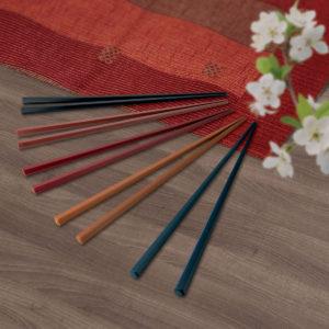 TSURU Chopsticks 5-pair Pack Assorted