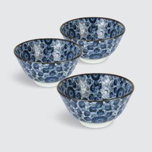 """TSURU Japanese Tableware 5.12"""" Multi Bowl - SY166"""