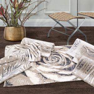 CHARLES MILLEN Signature Collection Cotton with Viscose Embellishment Mat PALAIS