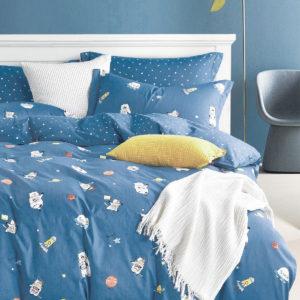THE GANG Bed Linen 675 Thread Count Fitted Sheet Set JOSS