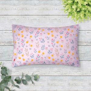 THE GANG Boudoir Pillow 100% Cotton 675TC LIVIA Pink