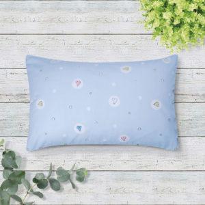 THE GANG Boudoir Pillow 100% Cotton 675TC OWEN Blue B