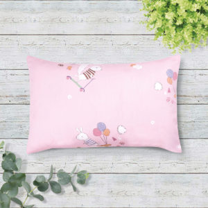 THE GANG Boudoir Pillow 100% Cotton 675TC OWEN Pink A