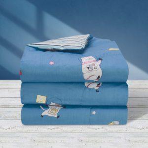 THE GANG Summer Comforter 100% Cotton 675TC JOSS