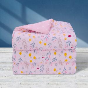 THE GANG Summer Comforter 100% Cotton 675TC LIVIA Pink