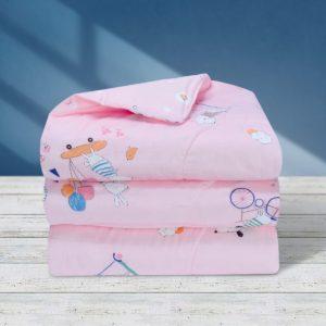 THE GANG Summer Comforter 100% Cotton 675TC OWEN Pink