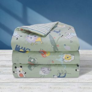 THE GANG Summer Comforter 100% Cotton 675TC ZOOBA