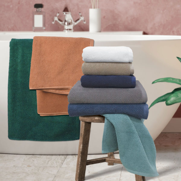 CHRISTY Towel BRIXTON